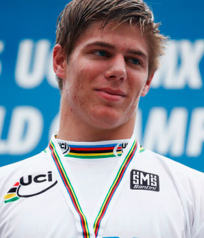 Holandés, Campeón Mundial de BMX